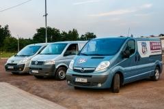 Parking 66 w Pyrzowicach - Darmowy transfer na/z lotnisko w 3 min